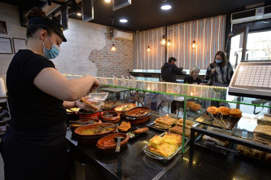 Sve traženija tradicionalna srpska jela za poneti