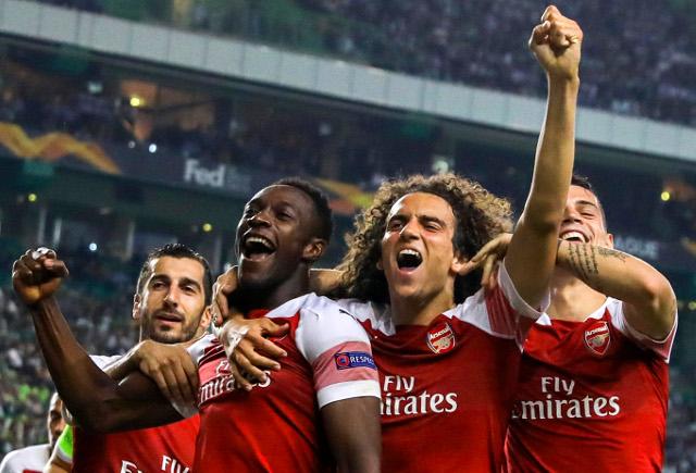 Sve zbog ratnog stanja, Arsenal NEMA GDE da igra!