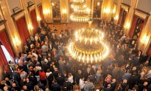 Svečani prijem u Starom dvoru povod gradske slave: Spasovdan je čast i obaveza