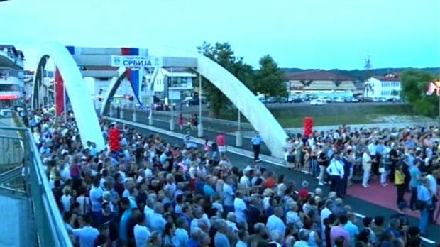 Svečano otvoren most Srbija u Čelincu