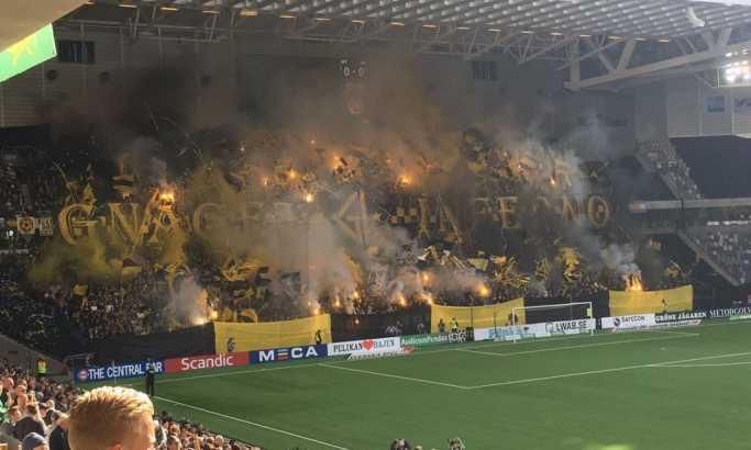 Šveđanin - najverniji navijač na svetu