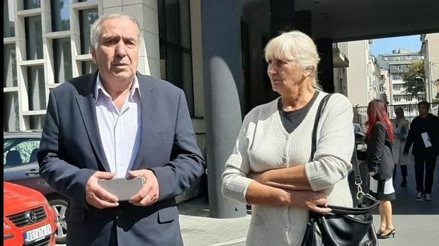 Svedočenje supruge Milana Jovanovića: Čula sam dva, tri pucnja i onda je sve nestalo u plamenu