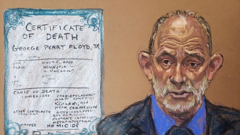 Svedok odbrane na suđenju za ubistvo Džordža Flojda: Smrt mogla biti posledica bolesti