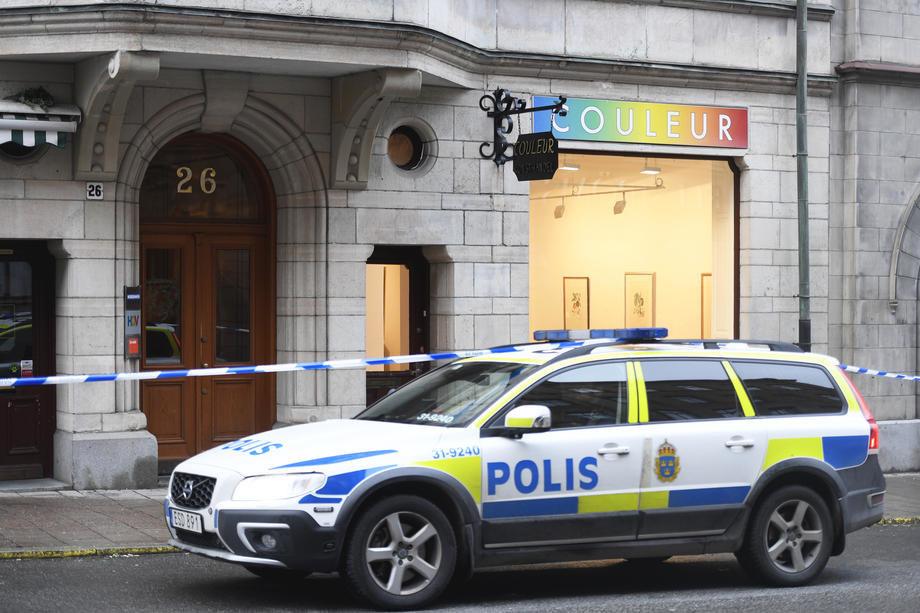 Švedska: Izbodeno osmoro ljudi, napadača ranila policija