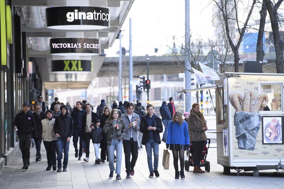 Švedska priznala da nema znakova kolektivnog imuniteta