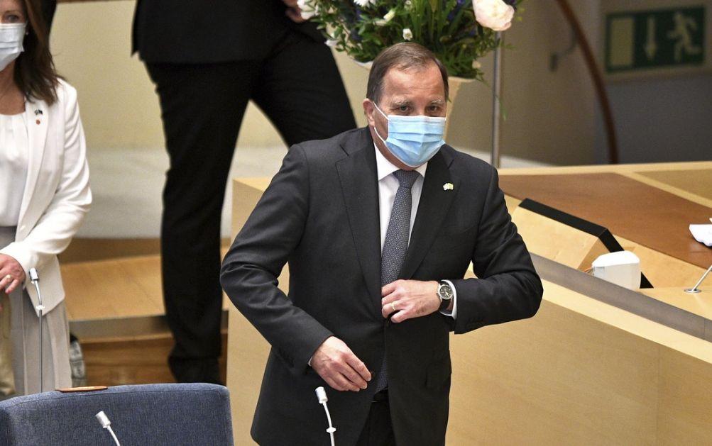 Švedski parlament izglasao nepoverenje premijeru Levenu