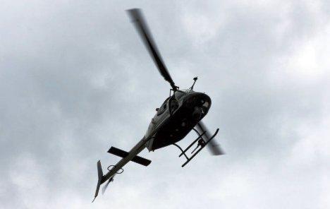 Švercera oružja prevozili u helikopteru HRZ-a