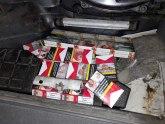 Švercovali cigarete u bojleru, vrednost procenjena na više od 1.000.000 dinara FOTO