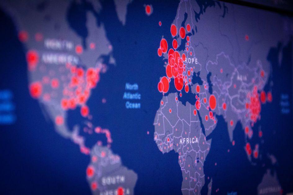 Svet: 786.943 novih slučajeva, u Indiji broj obolelih počeo da pada
