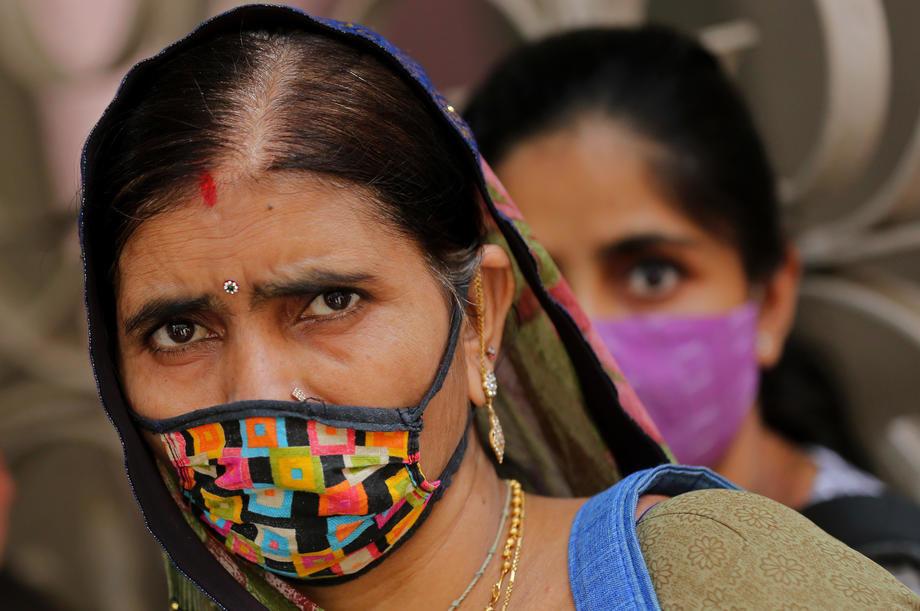 Svet: U Indiji blagi pad broja novozaraženih i preminulih
