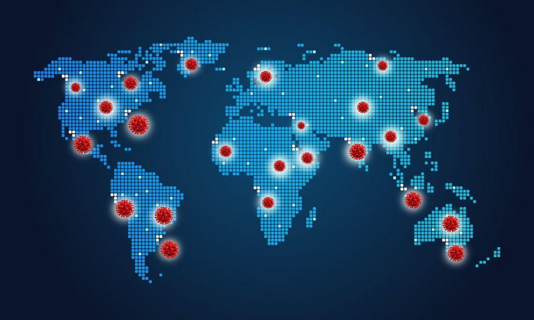 U svetu 894.000 novozaraženih za jedan dan