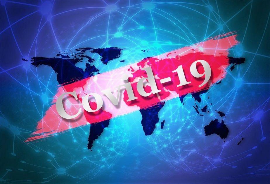 Svet i dalje u jeku prvog talasa pandemije