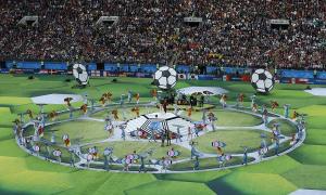 Svet je stao - počeo je Mundijal: Pogledajte spektakularnu uvertiru u Svetsko prvenstvo! (FOTO)