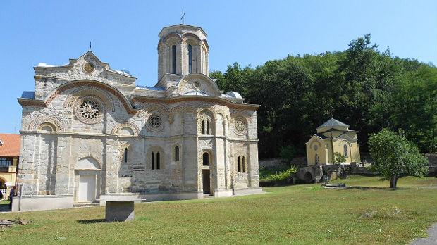 Sveta loza sa Hilandara zasađena u manastiru Ljubostinja