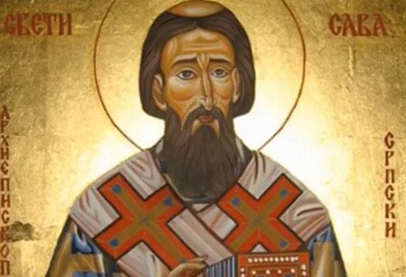 Sveti Sava - običaji, verovanje i perece! (VIDEO)