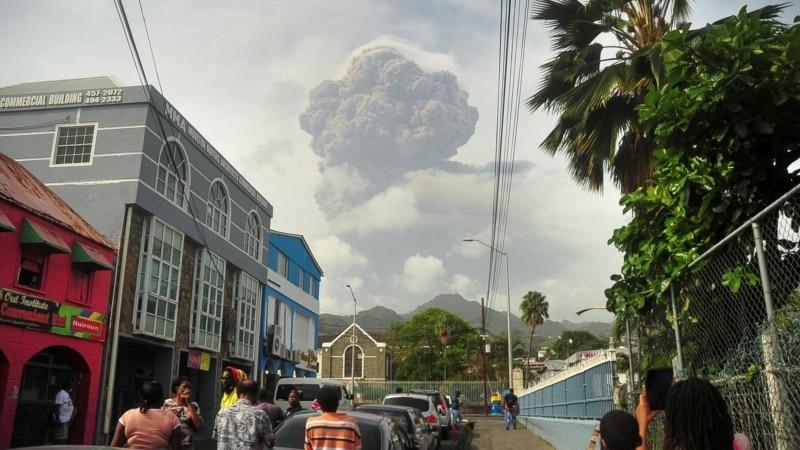 Sveti Vinsent: Prekidi struje nakon novog eksplozivnog događaja vulkana