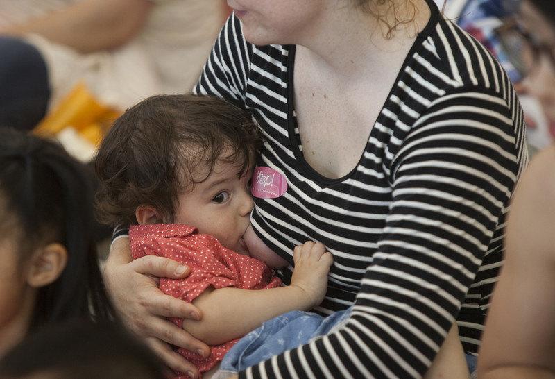 Svetska nedelja dojenja: Zaštita dojenja - zajednička odgovornost