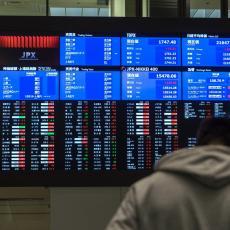 Svetske berze TONU zbog jedne odluke Američke centralne banke