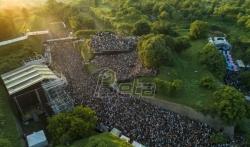 Svetski atlas postavio EXIT na prvo mesto liste sedam najvećih svetskih festivala