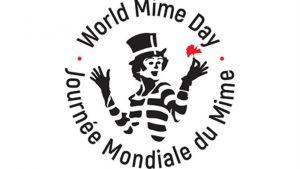Svetski dan pantomime na Vikipediji
