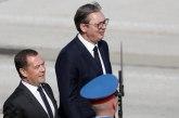 Svetski mediji o poseti Medvedeva Srbiji