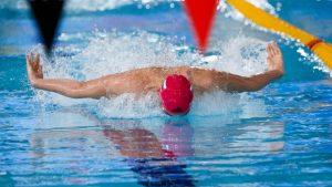 Svetski rekord Kolesnikova u polufinalu trke na 50 metara leđno na EP