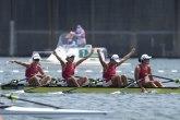 Svetski rekordi kineskog i holandskog četverca