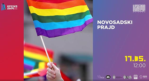 Svi pozvani na novosadski Prajd danas na Trgu republike