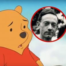 Svi volimo radosnog medveda Vinija Pua, ali se iza nastanka ovog crtanog lika krije jedna VEOMA POTRESNA PRIČA
