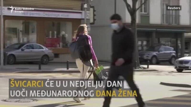 Švicarci glasaju o zabrani burki i nikaba