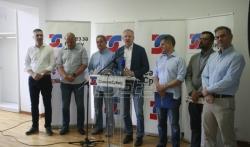 SzS: Režim zataškava aferu sa trgovinom oružja u koju su umešani ministar policije i njegov otac