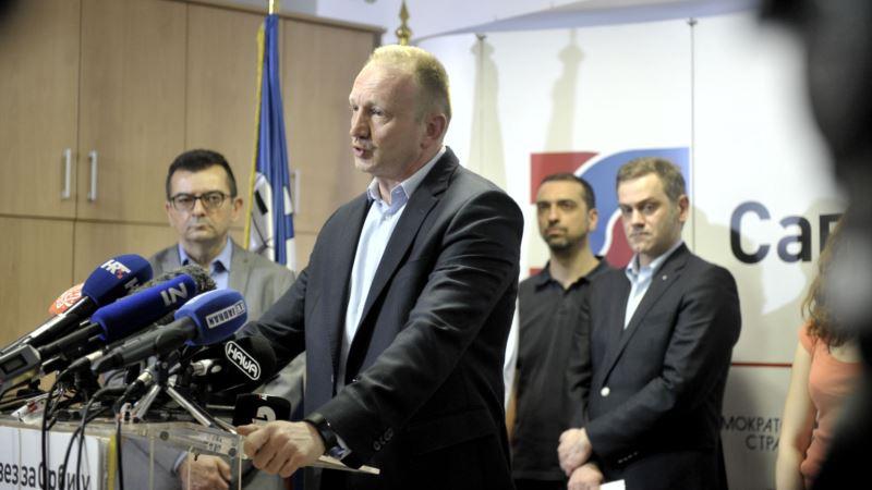 SzS: Zabrinuti za Obradovićevo zdravlje, štrajk glađu lični čin