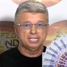 TABLICE SA INICIJALIMA - Saša Popović ISKEŠIRAO 200.000 EVRA na DVA LUKSUZNA automobila