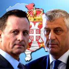 TAČI I SAD OSUJETILI PAKLENI KURTIJEV PLAN: Amerika ponovo preuzima inicijativu i istiskuje Evropu sa tzv. Kosova