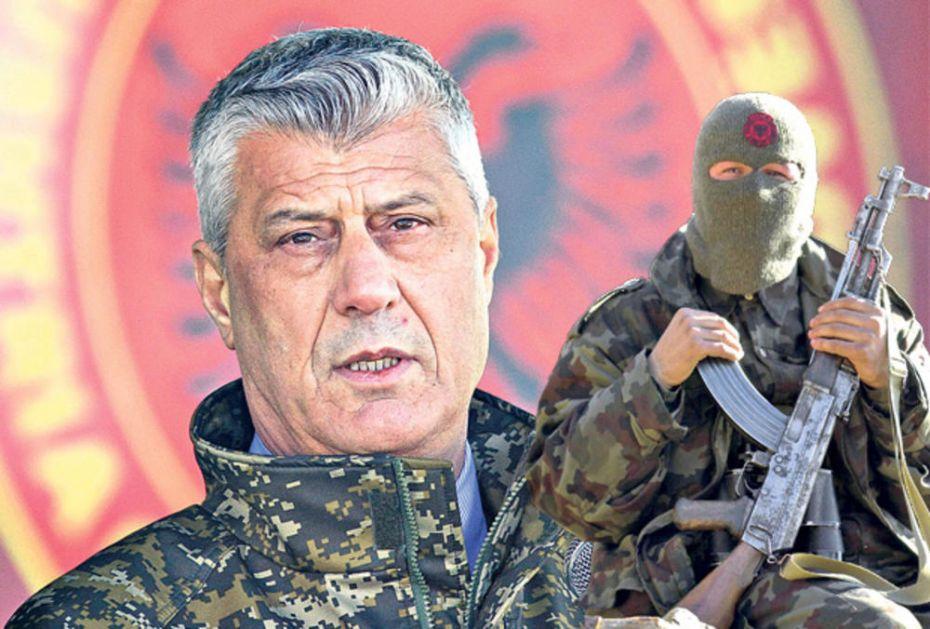 TAČI SKLANJA SVEDOKE ZLOČINA: Teroristi OVK ubijali Srbe, a prištinska vlast ih novim zakonom proglašava herojima!