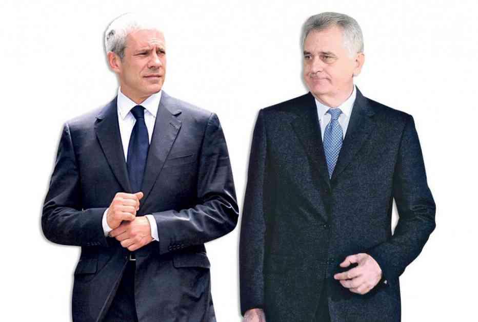 TADIĆ PROGOVORIO O TAJNIM SUSRETIMA SA TOMOM: Kukao mi je da ga Šešelj ponižava iz Haga, da traži da baca kletve na protivnike! A evo šta lider SRS odgovara Nikoliću!