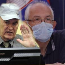 TAJ DAN PAMTIM, CELU NOĆ NISAM SPAVAO ŠOK OTKRIĆE: Dr Kon bio na ratištu sa generalom Ratkom Mladićem