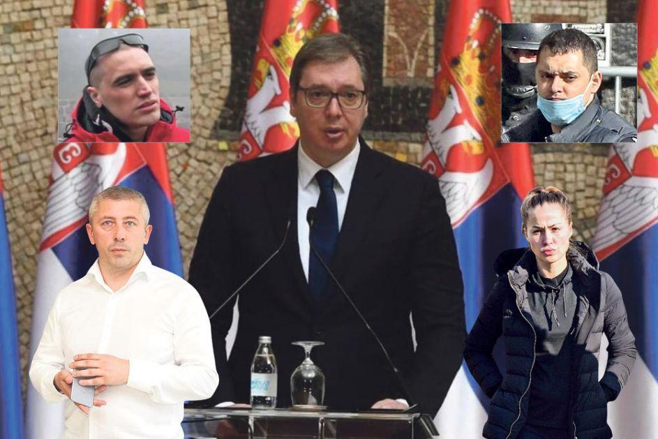 TAJNA MREŽA! Sprega funkcionera i mafijaša u zaveri protiv predsednika Vučića i njegove porodice! ČITAJTE U KURIRU