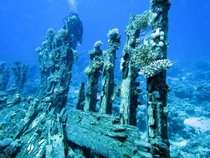TAJNE DOKOVA ANTIGVE: Mutne vode zaliva kriju brojne misterije i jedinstvenu olupinu čuvenog jedrenjaka