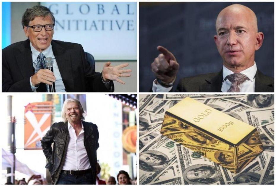 TAJNE MILIJARDERA: 5 godina je intervjuisao BOGATAŠE da bi otkrio kako su stekli milijarde dolara! Evo kojih 6 NAVIKA ima svaki od njih! (FOTO, VIDEO)