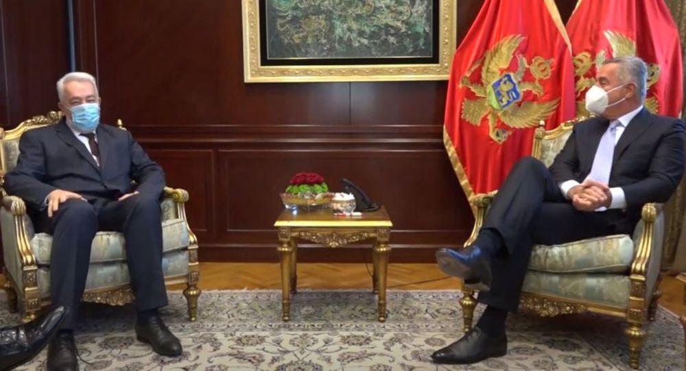 TAJNI SASTANAK! Krivokapić se prvo sastao sa Milom pa tek onda sa liderima vladajuće većine!