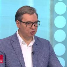 TAKO ĆEMO POMOĆI SAMI SEBI Vučić zamolio građane da se vakcinišu, po povratku iz Brisela kreće u promociju imunizacije
