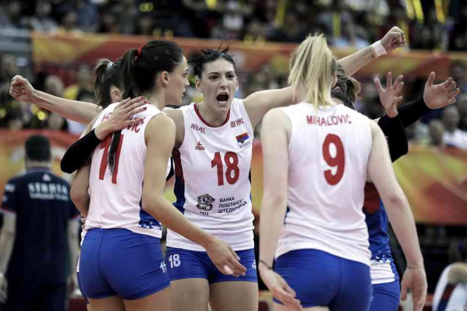 TAKO JE, BRE! Odbojkašice Srbije u polufinalu Svetskog prvenstva!