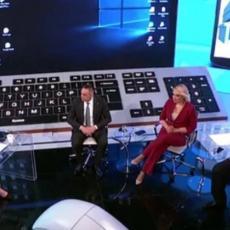TAKO SE ODNOSE PREMA SRBIMA KOJI TAMO ŽIVE  Gosti HIT TVITA o privođenju voditeljke Tamare Grujić na Kosovu