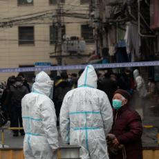TAKO TO RADE KINEZI: Zbog jednog zaraženog blokiran ceo kvart u Šangaju (FOTO)