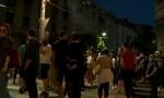 TAKSISTA SE ZALETEO U KORDON: Umalo pokosio policajce u Takovskoj, izvukli ga iz auta i priveli