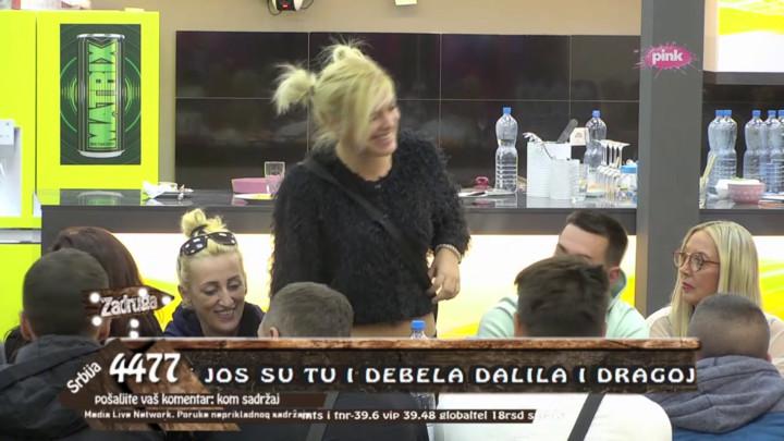 TAKVIM BARBIKAMA SAM KIDALA GLAVE: Nina Babić UVREDILA Ivu Grgurić, pa joj poručila OVO! (VIDEO)