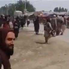 TALIBANI POBEĐUJU, SLAVLJE NA ULICAMA: Kabul više nije bezbedan, može pasti u njihove ruke?! (VIDEO)