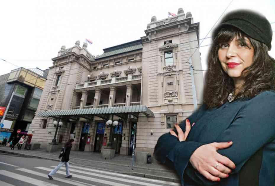 TANJA MANDIĆ RIGONAT O AFERI S PLEJBOJ ZEČICOM: Savić pretvara Narodno pozorište u rijaliti! Časno je da podnese ostavku zbog skandalčine!