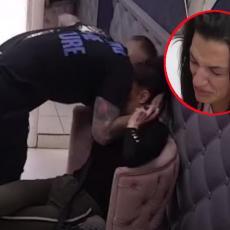TARA IMALA NAPAD PANIKE! Ša skočio na nju - tresla se, ODUZETA! Počeo da je stiska, pozlilo joj (VIDEO)